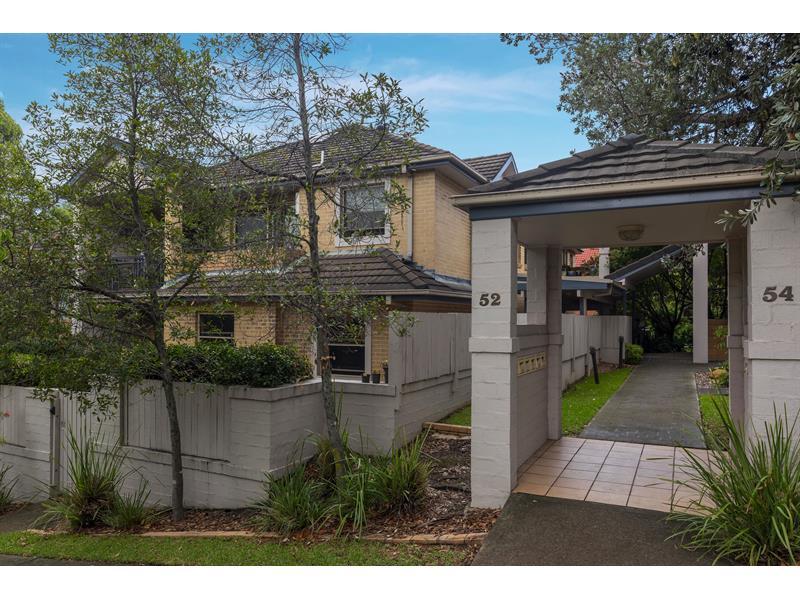 Unit 4/52-54 Dalleys Rd Naremburn NSW 2065