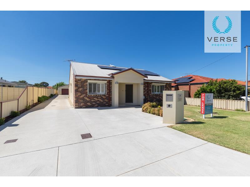 7 Thomas Street East Cannington WA 6107