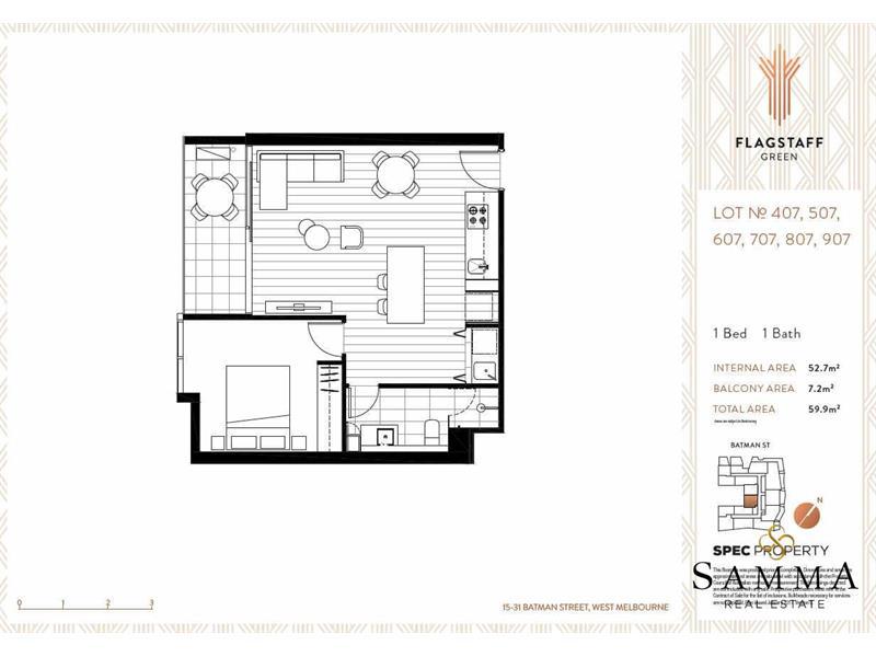 Flagstaff One Bedroom Apartment